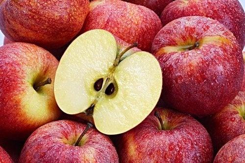 Sementes de maçã anticancerígenas