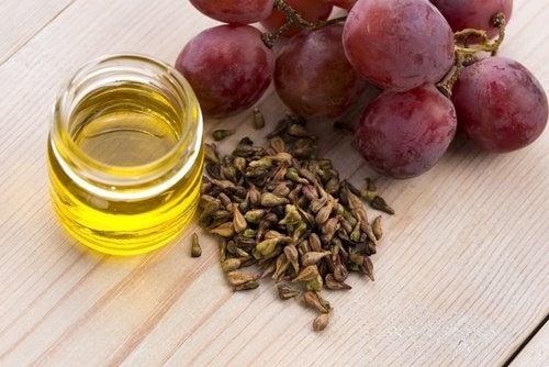 Sementes de uva anticancerígena