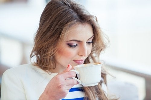 café rico em antioxidantes