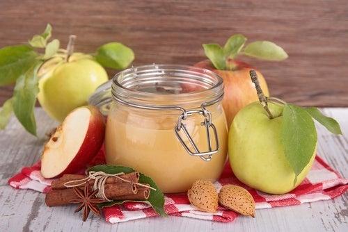 Compota de maçã