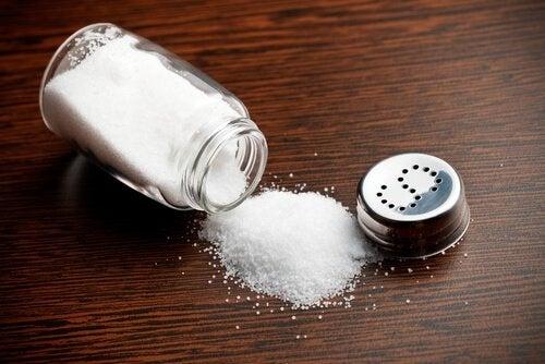Evitar o sal para cuidar dos rins
