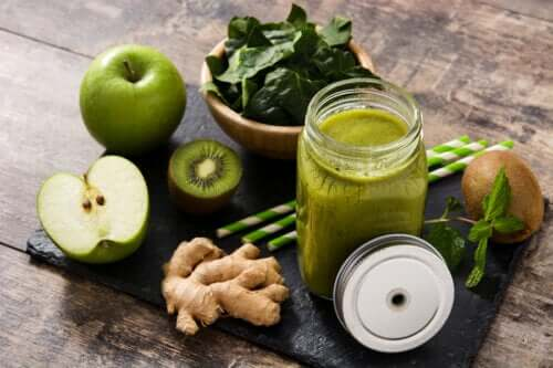 5 receitas saudáveis com gengibre para perder peso