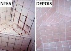 Limpar a casa sem produtos químicos