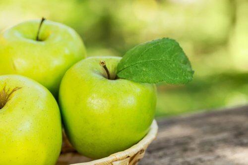 Uma maçã por dia para obtermais vigor