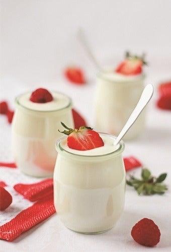 Para que serve o iogurte?