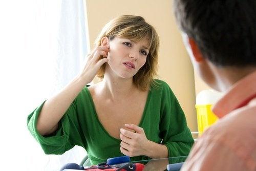 infecção no ouvido