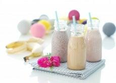 Vitaminas de frutas para limpar seu corpo