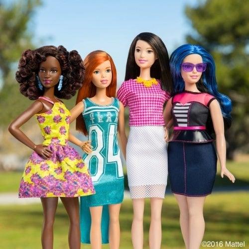 Barbie-desenho