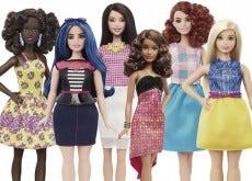 Barbie quebra seus estereótipos