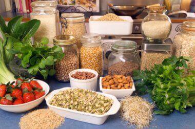 Alimentos com magnésio no corpo humano