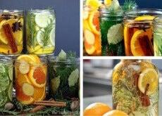 Como fazer aromatizantes caseiros