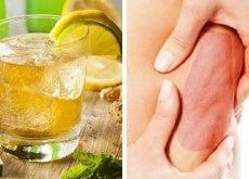 Bebida para combater a celulite