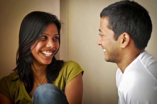 Ser feliz com seu parceiro