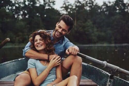 Triste é encontrar o amor da sua vida e ter que deixá-lo