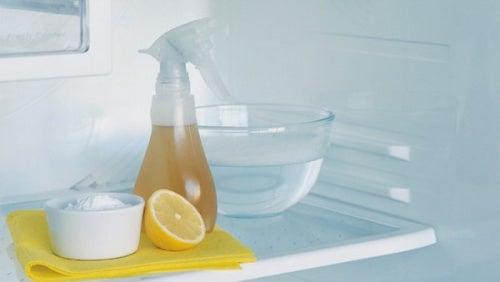 Dicas para limpar e eliminar o mau cheiro da sua geladeira