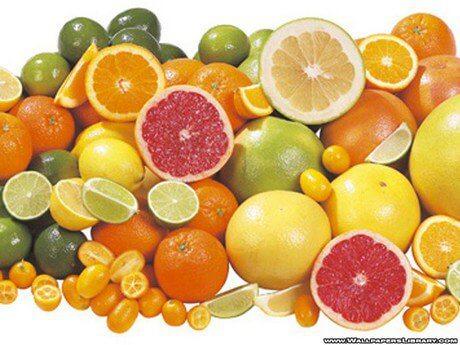 Frutas cítricas são anticancerígenas