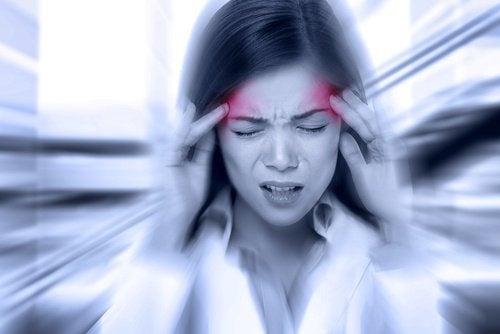 Gengibre combate as dores de cabeça