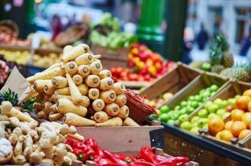 Lei para evitar desperdício no supermercado