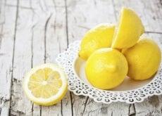 Usos diferentes do limão
