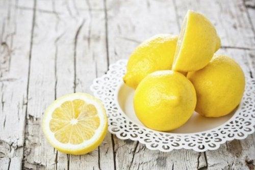9 maneiras diferentes de usar o limão