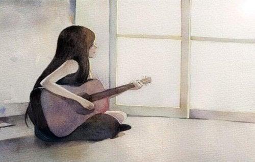 """Aprendi a dizer """"eu me amo"""" antes de dizer """"eu te amo"""""""