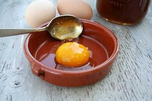 Xampu de ovo e limão para a queda de cabelo