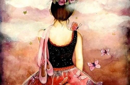 Escolha a pessoa que torna seu mundo mais bonito