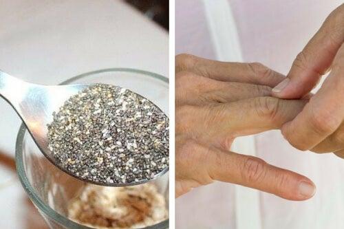 Reduzir a artrite com ácidos graxos