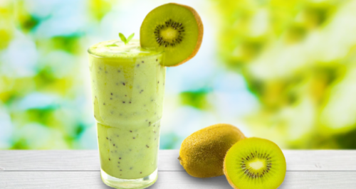 5 vitaminas com kiwi que você não pode deixar de experimentar