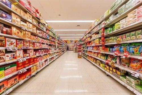 Evitar o desperdício nos supermercados