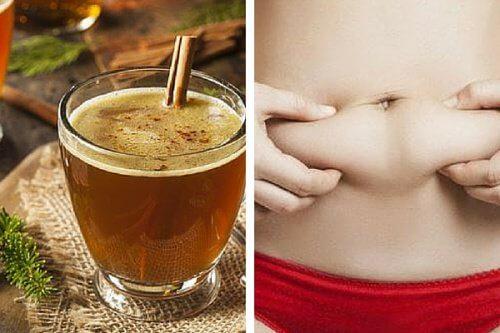 Elimine a gordura do abdômen com este xarope caseiro