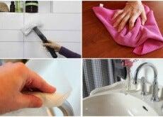 10 dicas para limpar a cozinha