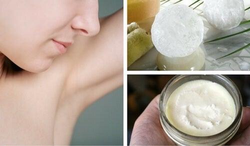 6 desodorantes naturais que você pode preparar em casa