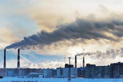 Contaminação-do-ar