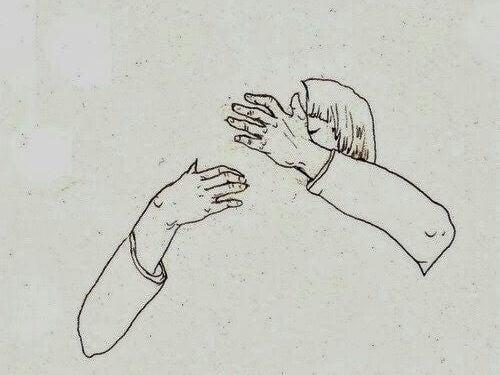 Abraço forte