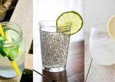 Água desintoxicante
