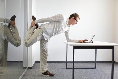 Exercícios para combater o estresse