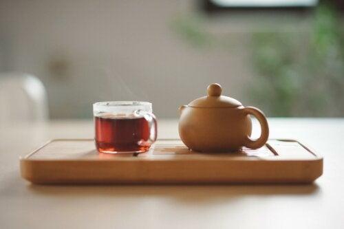 Chá rooibos, outra opção entre os chás para emagrecer