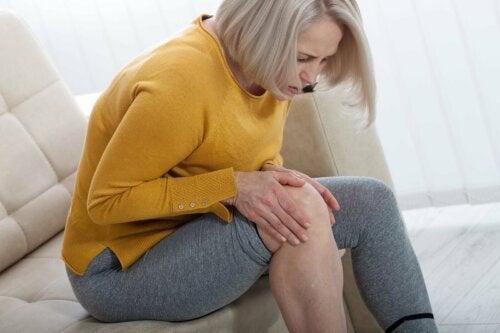 Causas das dores no joelho