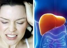 Ira reprimida prejudica o fígado