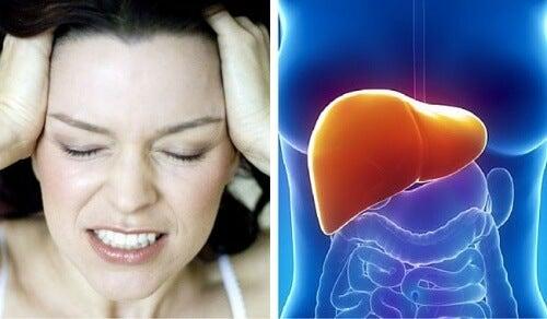 Você sabia que a ira reprimida danifica o fígado?
