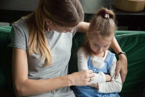 Chaves para ajudar uma criança difícil