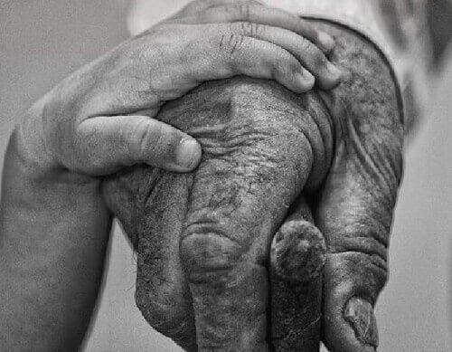 Os avós são pessoas com prata nos cabelos e ouro no coração