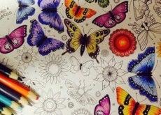 Livros para colorir reduzem o estresse