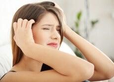 Dores de cabeça e alimentação