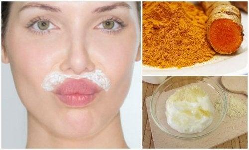 Interessante técnica oriental para remover os pelos indesejados