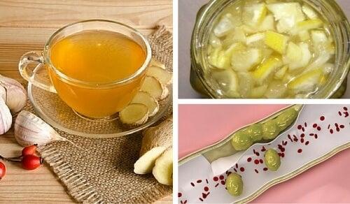 Limpe suas artérias e fortaleça a imunidade com esta simples receita natural