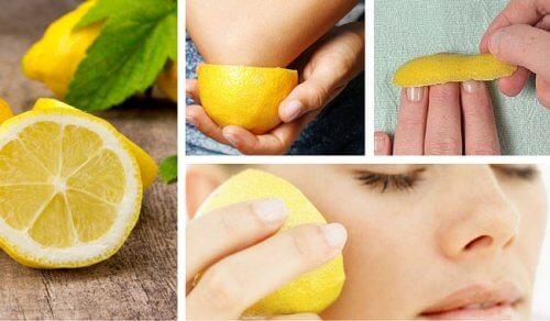 7 usos interessantes que você pode dar ao limão em suas rotinas de beleza