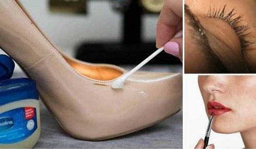 14 coisas que você pode fazer com vaselina