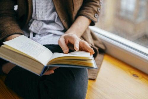 A vida nos obriga a virar páginas, mas também a trocar de livro